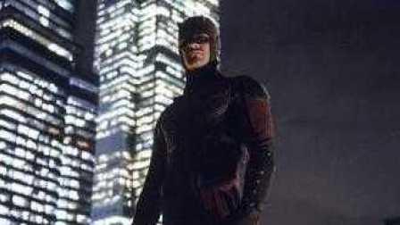 夜魔侠(超胆侠)楼梯道长镜头打斗 查理考克斯