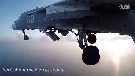 """苏-24自带外置拍摄 角度超爽 """"击剑手""""可变后掠翼轰炸机"""