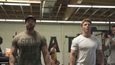 健身励志 - Steve Cook, Bradley Martyn, Christian Guzman