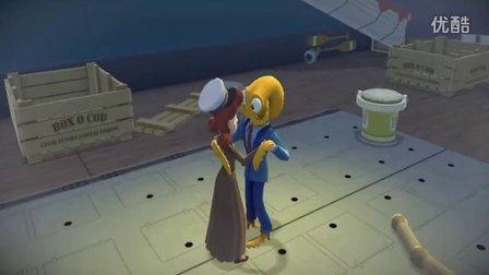 皮卡解说章鱼奶爸致命捕捉搞笑抽风解说:初恋的味道就是浪漫