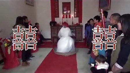 【佳缘婚庆】兴国县茶园乡冯福春 熊丽琴 婚礼庆典 客家民俗婚礼 农村婚礼