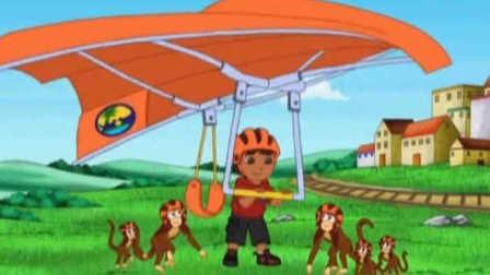 爱探险的朵拉历险记迪亚哥叮铛小游戏之朵拉新年礼物