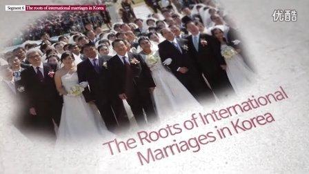 [韩国文化] KCS-The roots of international marriages in Korea