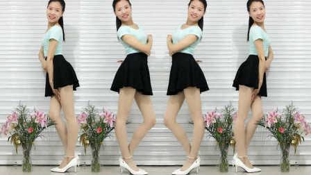 新生代广场舞 嗨起来(健身操附背面)编舞杨丽萍