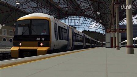 模拟火车2016 Chatham Main Line class 46任务