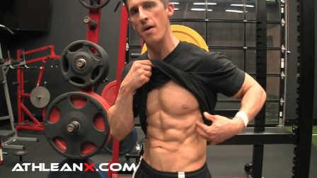 Jeff Cavaliere - 打造不臃腫的腹肌