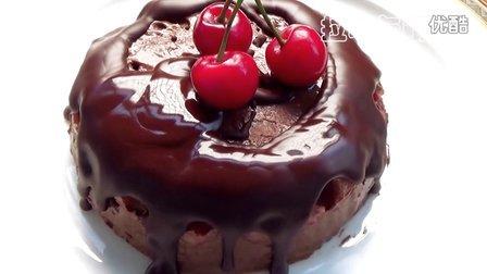 【鲲食餐厅】夏日巧克力水果慕斯 04