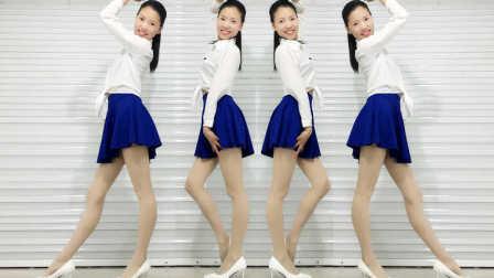 新生代广场舞 我爱你和你没关系(32步光脚背面)编舞杨丽萍