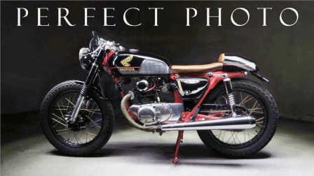 【Honda CB 125 定制改装 Cafe Racer】#摩托车#重机车海外香港台湾新车试驾评测评(中文字幕)