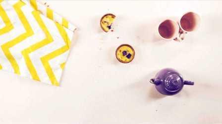 君之烘焙日记 2016 紫薯蛋挞 03