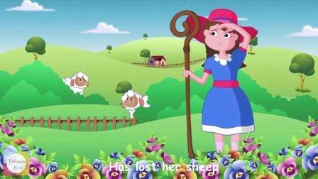 海豹Kid英文儿歌VG_14 小波比的羊丢了 Little bobby sheep is lost