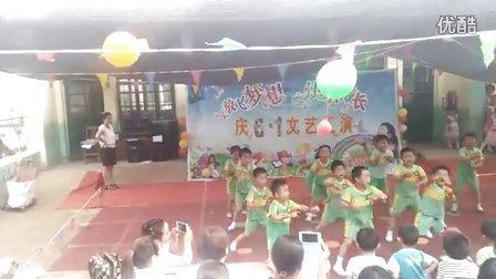 儿子  功夫小子 舞蹈