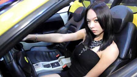 [SunGirl]《速度与激情》美女介绍车辆的基础保养 (性感美女:小晰晰、小妍)