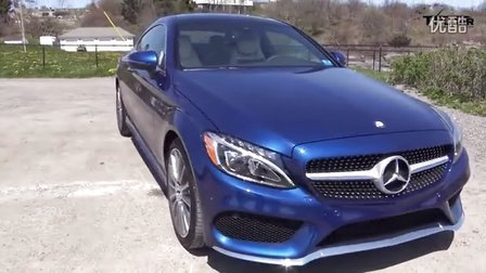 2017 奔驰C级双门跑车 Mercedes-Benz C-Class Coupe Review