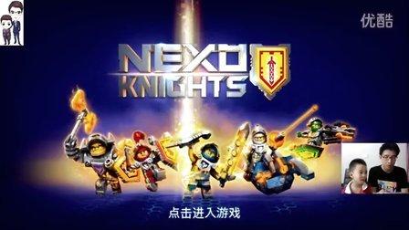 乐高未来骑士团:梅洛克第22期:关卡6-1和6-2★积木玩具游戏