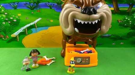 玩具屋朵拉与恶狗