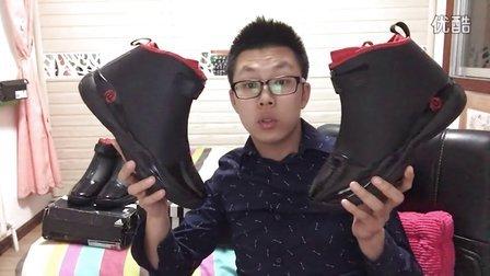 平仔球鞋视频第37期:D Rose 773 Lux罗斯773拉链篮球鞋