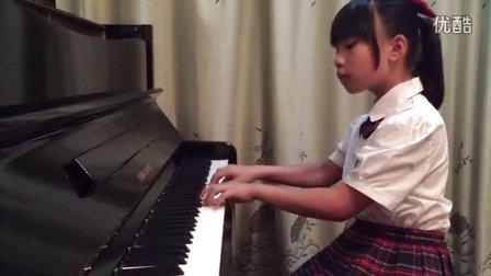 十级《谐谑曲》,门德尔松曲,黄子轩奏