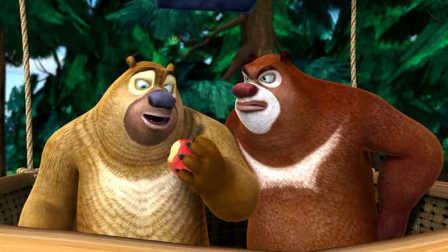 熊出没雪地大冒险熊兵熊出没之熊心归来熊出