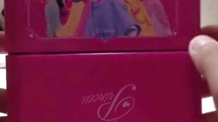 迪士尼公主化妆