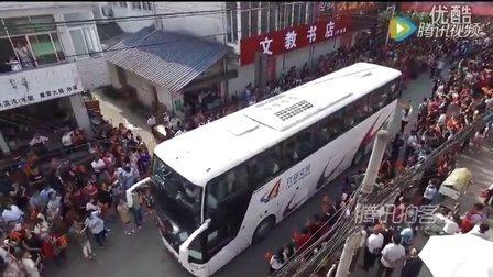 2016年六安市毛坦厂中学送考 来自腾讯视频