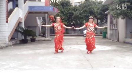 爱秋广场舞《快乐的跳吧》演示 阿欧 阿秋 编舞杨艺
