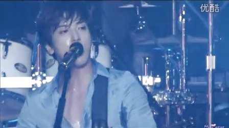 2015 FNC KINGDOM 鱼糕家族演唱会D1 CNBLUE cut