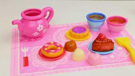 日本 变色甜品屋 魔法甜品站 变色蛋糕茶杯试玩