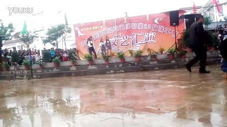 彝族舞蹈四川凉山彝族