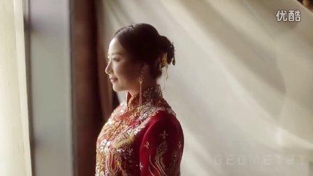 几何作品:森 + 慕 喜印外滩婚礼集锦