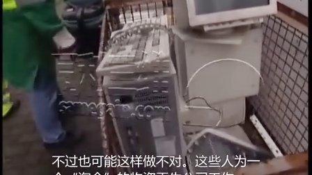 电脑零部件如何回收再利用_洛阳同利三维破碎设备撕碎机