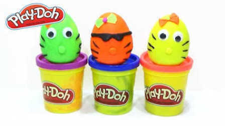 培乐多 凯蒂猫Play Doh HELLO KITTY! Kinder Surprise HELLO KITTY Surprise Toys
