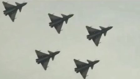 珠海航展精彩回放:歼-31惊艳亮相