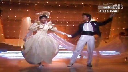 1984年度香港小姐競選歌舞片段(蔡楓華)