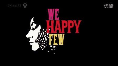 《We happy few》抢先试玩 冲出贫民窟