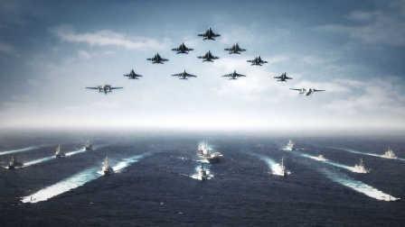 世界上最伟大的海军力量!