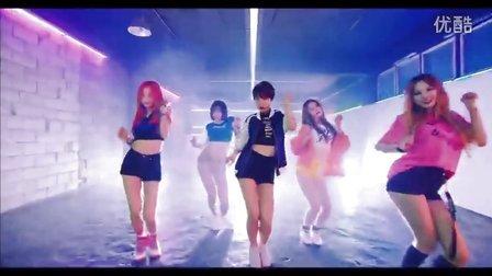王思聪旗下韩国组合EXID最新舞蹈版单曲L.I.E