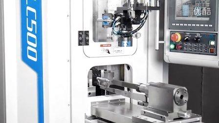 立式搓齿机VLC500 单机自动化