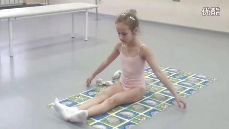 俄罗斯 芭蕾舞小萝莉
