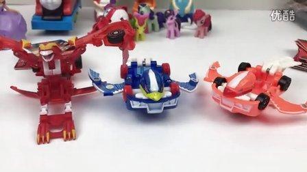 魔幻车神 猎车兽魂 爆裂飞车 变形玩具 慢动作演示 超级飞侠 托马斯他的朋友们 小公主苏菲亚