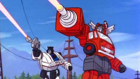 小不高兴和他的小伙伴们——Ocular Max PS-03 Backdraft 消防车