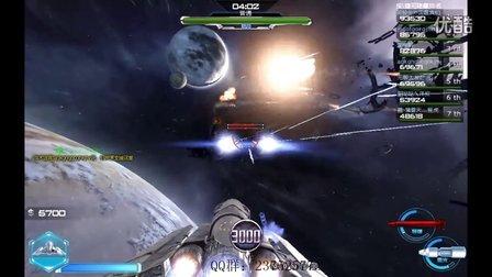 预言:逆战NZ 星球大战来袭 太空对抗 穿越虫洞飞上太空 武装机甲保卫空间站 光速飞吧----