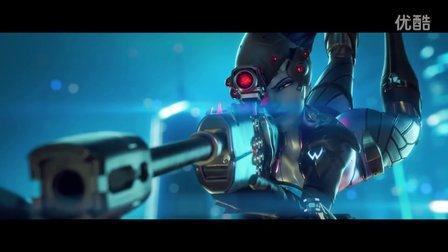 《守望先锋》动画短片第二集新生英语中字