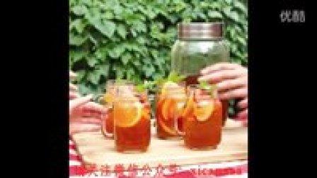 爱剪辑-桃味冰柠檬茶