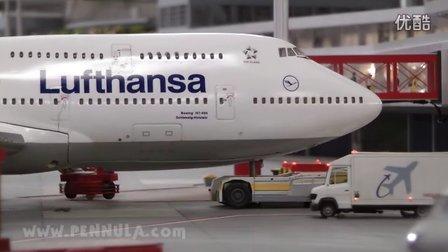 飞机模型 沙盘