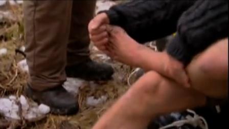 荒野求生一加一02:光脚的探险者