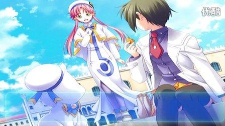 (PS2)ARIA~蓝色行星的天空~EP1