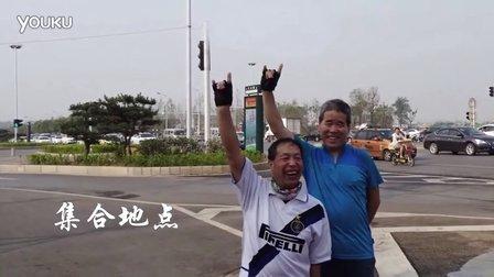 6月19日休闲骑行黄河大堤包饺子