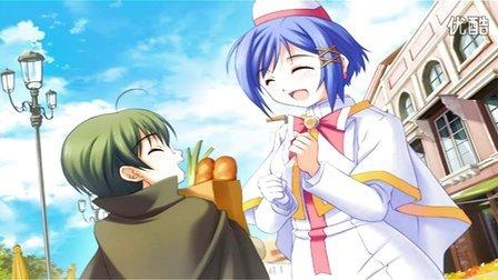 (PS2)ARIA~蓝色行星的天空~EP7