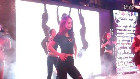 成人爵士舞《失眠又饥饿》海城胡图图女子街舞培训2016大润发专场演出